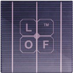 color solar cell Custom Engraving
