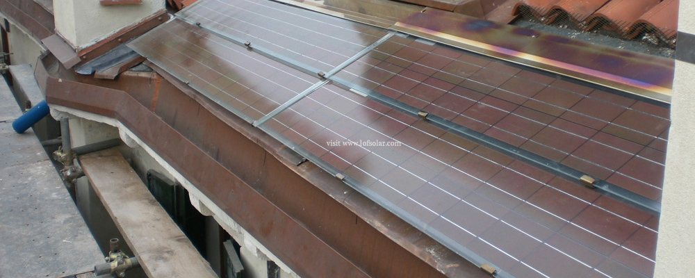 LOF tile red solar panels,LOF color solar panels,LOF colored solar panels, LOF color solar cells, red solar panel, color solar panels, color solar panel