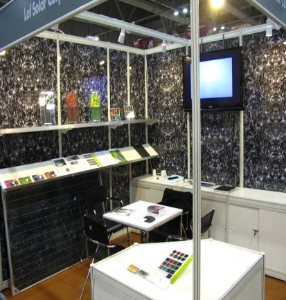LOF SOLAR CORP the Hong Kong International building decoration materials & hardware fair