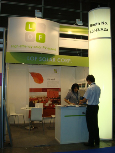 LOF SOLAR CORP 25th European Photovoltaic Solar Energy Conference and Exhibition in Spain