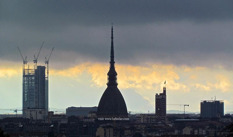 World S Tallest Colour Bipv Skyscraper Intesa Sanpaolo